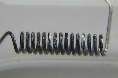 halogen bulb - spiral